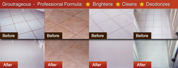 Professional Tile Grout Cleaning Products - Grout Cleaner, Grout ...