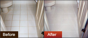 Professional Grout Cleaner Groutrageous Step 1 Cleans