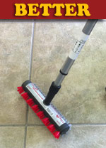 Professional Grout Cleaning Brushes DoItYourself Grout Brushes - Best cleaner for dirty grout