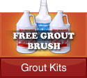 Grout Kits / Free Grout Brush