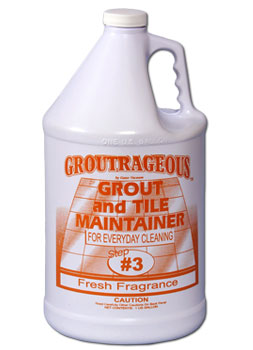 Grout and tile Maintainer and Restoration