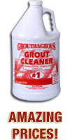 Groutrageous Step #1 Grout Cleaner
