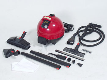 Ladybug 2200s Tancs Dry Vapor Steam Cleaner Continuous