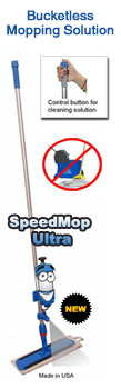 bucketless mopping slution speedmop ultra