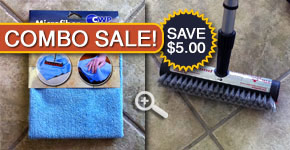 Professional grout cleaning brushes do it yourself grout brushes tile cleaning brush microfiber floor cleaning pad solutioingenieria Images